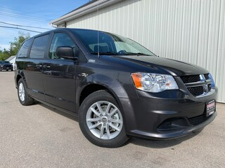 2019 Dodge Grand Caravan SXT Premium Plus Bluetooth, DVD, Rear AC Minivan