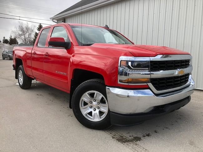 Used 2019 Chevrolet Silverado 1500 LT Backup Camera, Bluetooth Truck Winnipeg