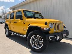 2019 Jeep Wrangler Unlimited Sahara Leather Int, Heated Seats SUV