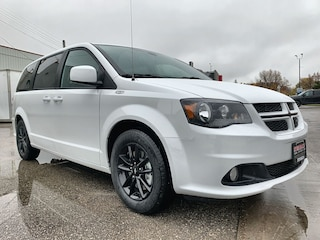 2019 Dodge Grand Caravan GT Leather Seats, Hitch, DVD, Safety Minivan