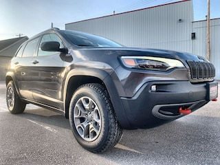 2020 Jeep Cherokee Trailhawk Elite Heated Front Seats, Remote Start SUV