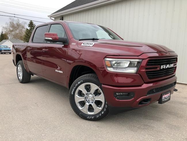 New 2019 Ram 1500 Big Horn Remote Start, NAV, Heated Seats Truck Winnipeg