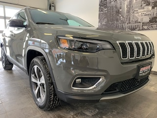 2020 Jeep Cherokee Limited Inc Gift Up To $3,000 SUV