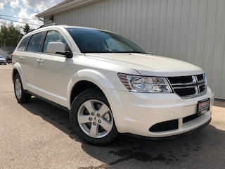 2018 Dodge Journey SE Plus Floor Mats, Bluetooth SUV