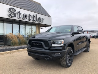 New 2021 Ram 1500 Rebel Truck Crew Cab 21T005 for sale in Red Deer, AB