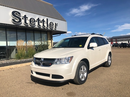 Featured pre-owned  2019 Dodge Journey CVP/SE SUV for sale in Stettler, AB