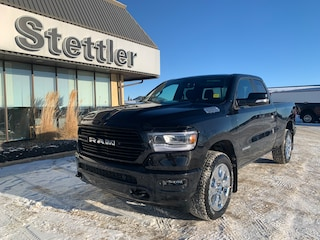 New 2020 Ram 1500 Big Horn North Edition Truck Quad Cab 20T022 in Stettler, AB