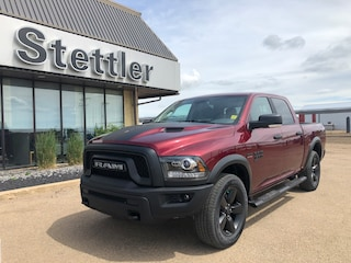 New 2020 Ram 1500 Classic Warlock Truck Crew Cab 20T078 for sale in Red Deer, AB