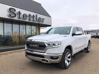 New 2021 Ram 1500 Limited Truck Crew Cab 21T004 for sale in Red Deer, AB