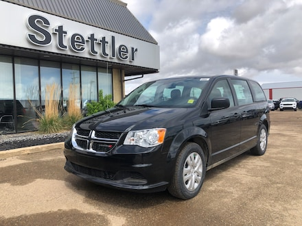 Featured new 2020 Dodge Grand Caravan Canada Value Package Van for sale in Stettler, AB