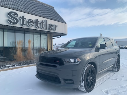 Featured pre-owned  2019 Dodge Durango GT SUV for sale in Stettler, AB