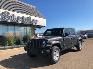 New 2020 Jeep Gladiator Sport S Truck Crew Cab 20T053 for sale in Red Deer, AB