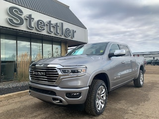 New 2021 Ram 1500 Longhorn Truck Crew Cab 21T007 for sale in Red Deer, AB