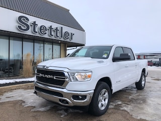 New 2021 Ram 1500 Big Horn 4x4 Crew Cab 144.5 in. WB 21T022 for sale in Red Deer, AB