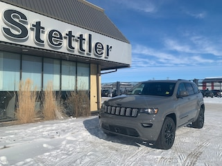 New 2021 Jeep Grand Cherokee Altitude 4x4 21T033 for sale in Red Deer, AB