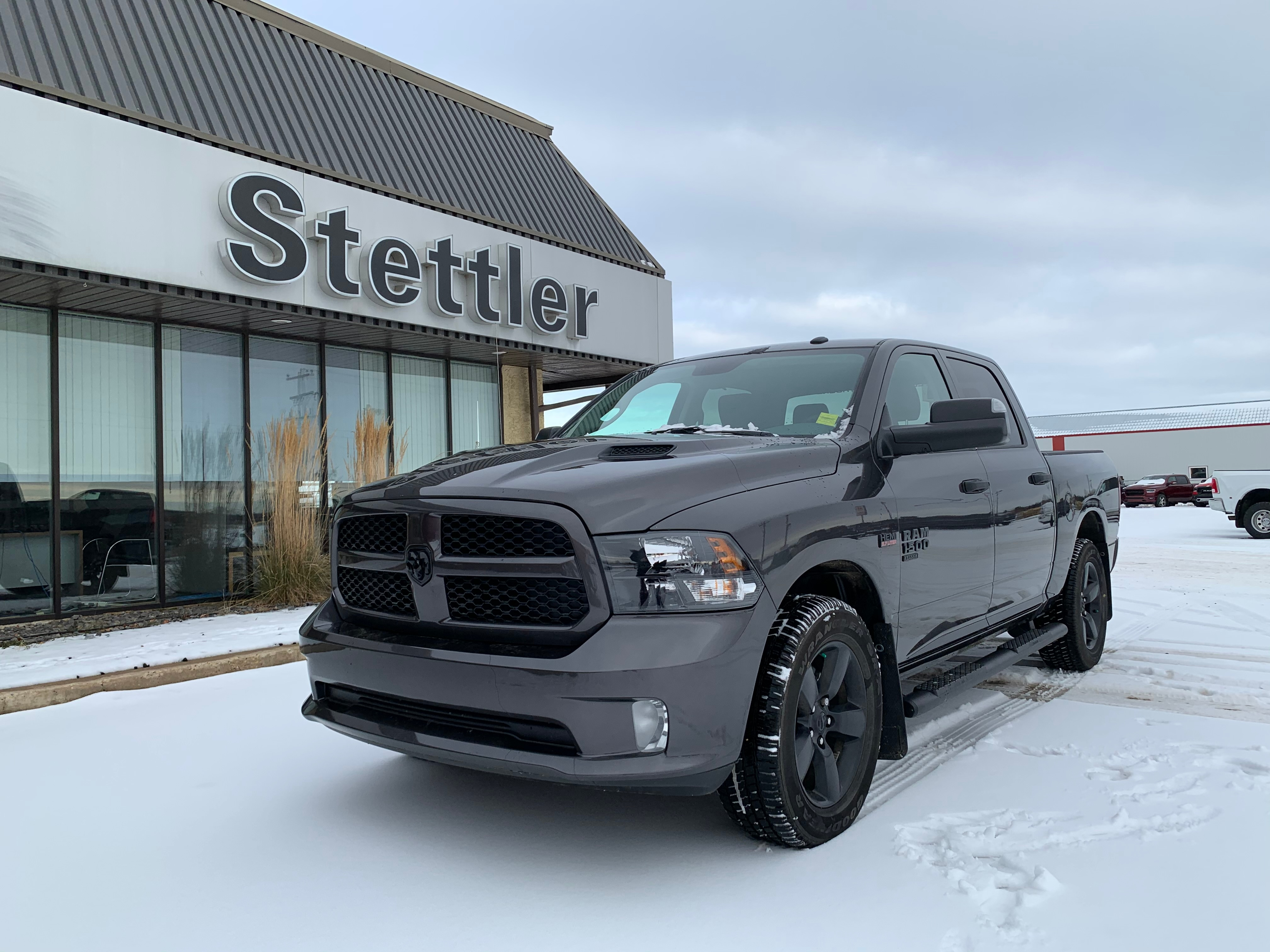 Featured pre-owned  2019 Ram 1500 Classic for sale in Stettler, AB