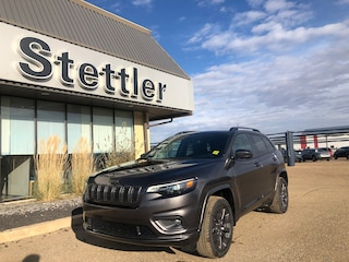New 2021 Jeep Cherokee High Altitude 4x4 Sport Utility 21T006 for sale in Red Deer, AB