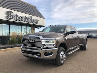 New 2020 Ram 3500 Laramie Truck Crew Cab 20T107 for sale in Red Deer, AB