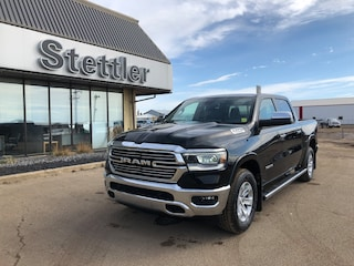 New 2019 Ram All-New 1500 Laramie Truck Crew Cab 19T064 for sale in Red Deer, AB