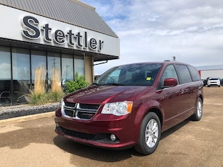 New 2020 Dodge Grand Caravan Premium Plus Van 20T048 in Stettler, AB