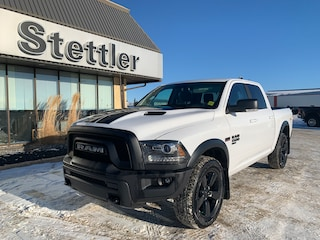 New 2019 Ram 1500 Classic SLT Truck Crew Cab 19T192 for sale in Red Deer, AB