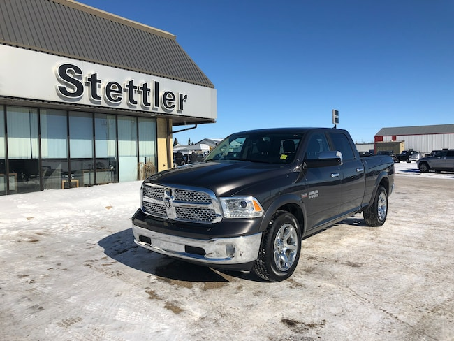 2018 Ram 1500 Laramie LEASE BUY BACK Truck Crew Cab