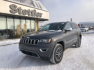 New 2020 Jeep Grand Cherokee Limited SUV 20T024 for sale in Red Deer, AB