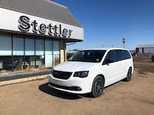 2017 Dodge Grand Caravan Blacktop Van