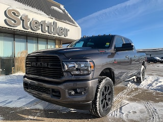 New 2020 Ram 3500 Big Horn Truck Mega Cab 20T143 for sale in Red Deer, AB