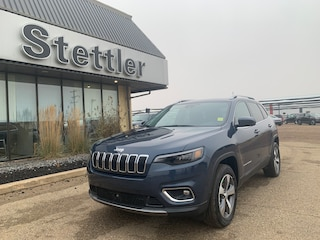 New 2021 Jeep Cherokee Limited SUV 21T009 for sale in Red Deer, AB