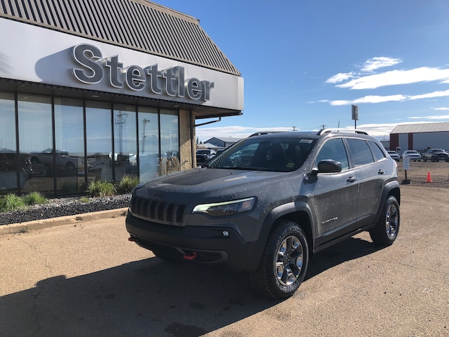 2019 Jeep New Cherokee Trailhawk SUV