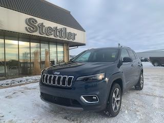 New 2020 Jeep Cherokee Limited SUV 20T037 in Stettler, AB