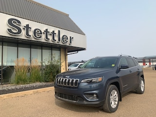 New 2020 Jeep Cherokee North SUV 20T124 in Stettler, AB