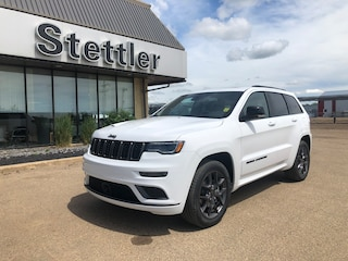 New 2020 Jeep Grand Cherokee Limited X SUV 20T076 for sale in Red Deer, AB