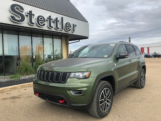 New 2020 Jeep Grand Cherokee Trailhawk SUV 20T017 for sale in Red Deer, AB