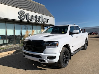 New 2020 Ram 1500 Laramie Truck Crew Cab 20T025 for sale in Red Deer, AB