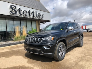 New 2020 Jeep Grand Cherokee Limited SUV 20T064 for sale in Red Deer, AB