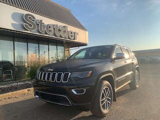 New 2020 Jeep Grand Cherokee Limited SUV 20T130 for sale in Red Deer, AB