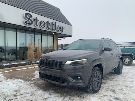 Featured new 2021 Jeep Cherokee High Altitude 4x4 for sale in Stettler, AB