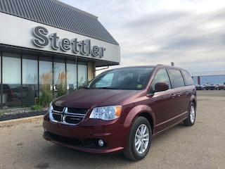 New 2019 Dodge Grand Caravan SXT Premium Plus Van 19T229 for sale in Red Deer, AB
