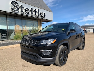 New 2019 Jeep Compass Altitude SUV 19T288 in Stettler, AB