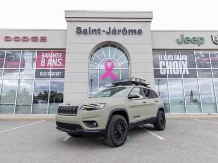 2021 Jeep Cherokee ALTITUDE V6 4X4 *NAVI* SIEGES CHAUFF *WIFI* PROMO 4x4