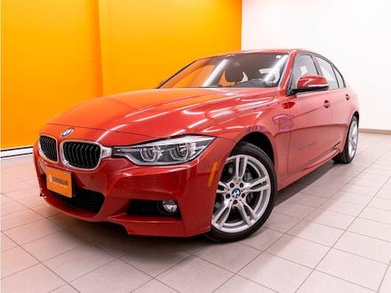 2017 BMW 3 Series 340I XDRIVE MPACK*TOIT OUVRANT*NAVIGATION* Berline