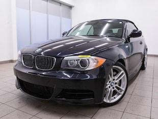 2013 BMW 135I Msport SIÈGES Chauffants Audio Harman *Cuir Décapotable ou cabriolet