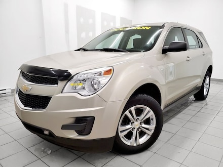2014 Chevrolet Equinox LS AWD Climatiseur *Bluetooth* Hitch *Promo VUS