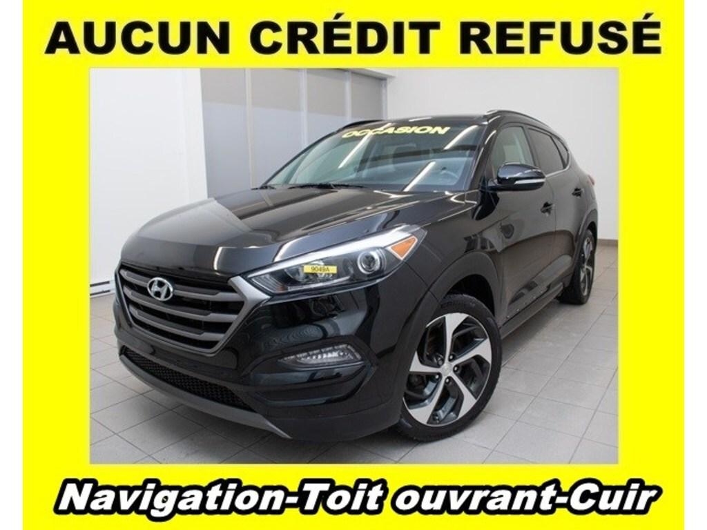 2016 Hyundai Tucson Limited AWD SIÈGES Chauffants Cuir Toit Ouv VUS