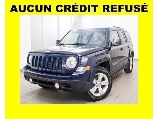 2014 Jeep Patriot North A/C *BAS Kilometrage* 100% ApprouvÉ VUS