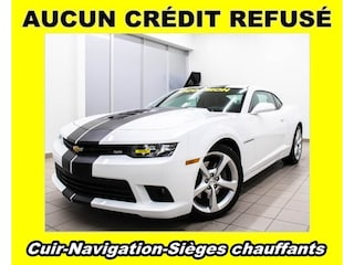 2015 Chevrolet Camaro 2SS V8 Cuir *Navigation* Camera Recul *WOW! Coupé