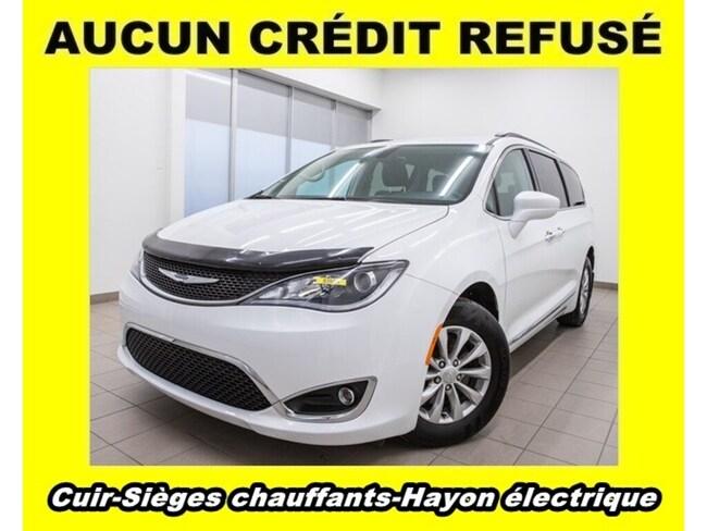 2017 Chrysler Pacifica Touring-L SIÈGES Chauff Cuir Hayon É