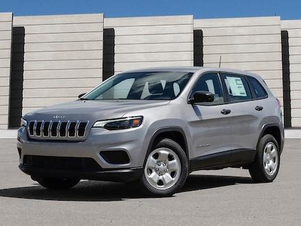 2021 Jeep Cherokee SPORT V6 4X4 *RESERVEZ-LE* SIEGES CHAUFF *CARPLAY 4x4